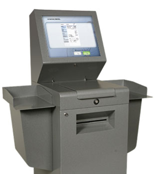 Self-Scan Kiosks