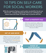 10 Tips on Self-Care for Social Work
