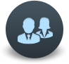 Increase Employee Retention Icon